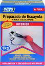 Escayola CEYS para alisados 1Kg (caja) con referencia 502509 de la marca CEYS.