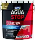 Impermeabilizante AGUA STOP BARRERA TOTAL 14Kg rojo (bote) con referencia 902834 de la marca CEYS.