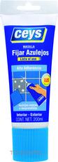 Masilla CEYS para fijar azulejos 200ml (tubo) con referencia 502605 de la marca CEYS.