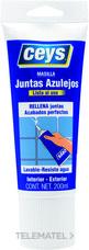 Masilla CEYS para juntas entre azulejos 200ml (tubo) con referencia 502604 de la marca CEYS.