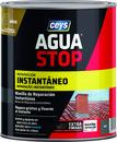 Masilla impermeabilizante AGUA STOP INSTANTANEO 1Kg (lata) con referencia 902801 de la marca CEYS.