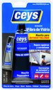 Masilla reparadora fibra de vidrio CEYS 100ml+6ml (blíster) con referencia 505002 de la marca CEYS.