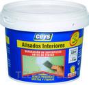 Pasta niveladora CEYS para interiores 1Kg (bote) con referencia 502601 de la marca CEYS.