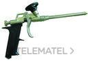 Pistola antiatasco CEYS para la aplicación de espuma de poliuretano con referencia 901104 de la marca CEYS.