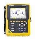 Analizador de redes y armónicos CA8336 Qualistar+ Cat.IV 600V sin pinzas de corriente con referencia P01160591 de la marca CHAUVIN ARNOUX.