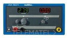 Fuente alimentación una salida: 0..30V/2,5A con referencia AX0501A de la marca CHAUVIN ARNOUX.