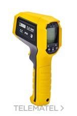 Termómetro a infrarrojos CA1860 con puntero láser y campo de visión 10:1 con referencia P01651815 de la marca CHAUVIN ARNOUX.