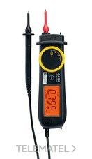 Verificador de tensión multímetro CA755 con referencia P01191755 de la marca CHAUVIN ARNOUX.