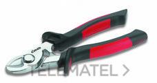 CIMCO 120104 CORTA-CABLES AISLADOS 12mm 170mm