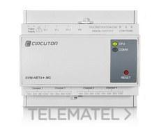 ANALIZADOR RED CVM-NET4+-MC-RS485-C4 con referencia M55782. de la marca CIRCUTOR.
