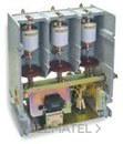 Contactor trifásico VC-6Z44ED 6,6kVc.a 110Vc.c. corriente máxima 3x400A con referencia R809210010000 de la marca CIRCUTOR.