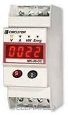 CIRCUTOR M30120 CONTADOR ENERGIA MONOF.MK-30LCD