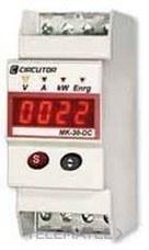 CIRCUTOR M30300. CONTADOR MK30DC MONOFASICO 230V CA 30A