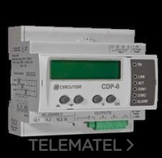 CONTROLADOR DINAMICO POTENCIA CDP-G con referencia E52001. de la marca CIRCUTOR.