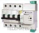 INTERRUPTOR AUTOMATICO RECMAX MP-D4-6 CURVA-D 6A con referencia P27140. de la marca CIRCUTOR.