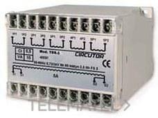 CIRCUTOR M70703. TRANSFORMADOR SUMADOR CTE.TSR-4 4x5A