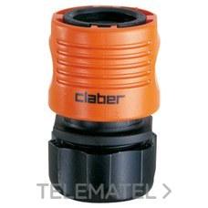 """CLABER D86060000 Conector automático 1/2"""" GARDENLIFE"""