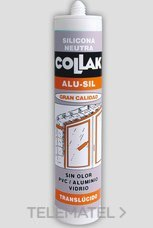 COLLAK 42302 SILICONA ALU-SIL BLANCO 300ml