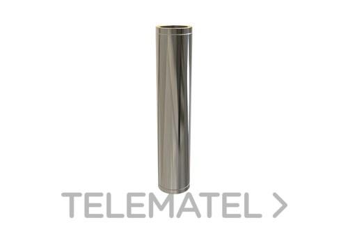 Tubo TWPro 1000mm diámetro 100 con referencia KWT110 de la marca CONVESA.