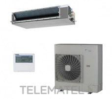 CONJUNTO CONDUCTO SKY AIR ADEQS100B8 EFICIENCIA ENERGETICA A\\A con referencia ADEQS100B8 de la marca DAIKIN.
