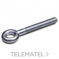 Anilla para tensor cincado DIN 1480 ATS M33 con referencia 09522349 de la marca DAMESA.