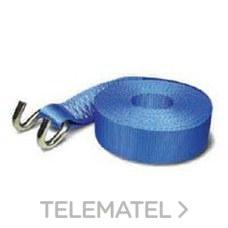 CINTA CTPGC5000 8.1m GANCHO CERRADO con referencia 09531462 de la marca DAMESA.