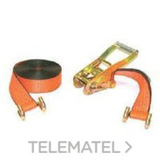 CONJUNTO TRINCAJE GANCHO ABIERTO TCPGA5000S NARANJA con referencia 09531530 de la marca DAMESA.