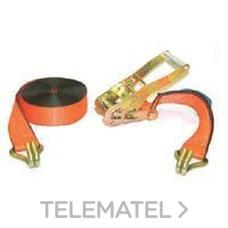 CONJUNTO TRINCAJE GANCHO CERRADO TCPGC5000S NARANJA con referencia 09531600 de la marca DAMESA.