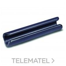Pasador elástico DIN 1481 diámetro 4x12 con referencia 01100649 de la marca DAMESA.