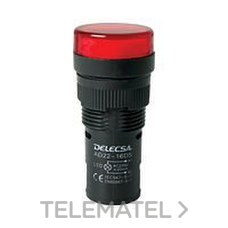 DELECSA 7016024V PILOTO D7016 24V MULTI-LED VERDE