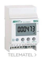 Indicador consumo TYWATT-30 instalación monofásico con referencia 6110019 de la marca DELTA DORE.