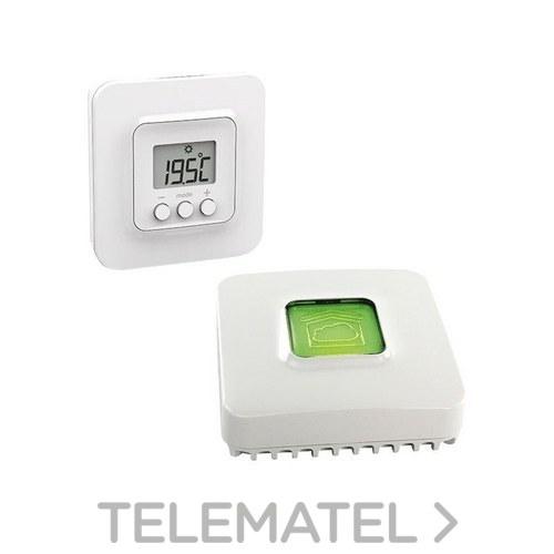Pack termostato de ambiente TYBOX 5000 conectado filar con referencia 6050644 de la marca DELTA DORE.