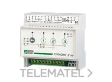 TELEMANDO TELEFONO 3 VIAS TYPHONE 3SV con referencia 6201020 de la marca DELTA DORE.