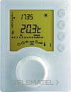 TERMOSTATO PROGRAMABLE FILAR TYBOX417 PARA CLIMA con referencia 6053026 de la marca DELTA DORE.