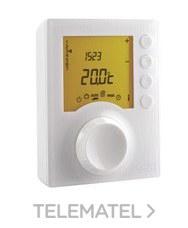 Termostato programable FILIAR TYBOX217 para calefacción con referencia 6053008 de la marca DELTA DORE.