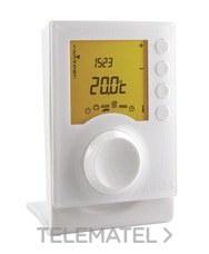 Termostato programable radio TYBOX237 para calefacción con referencia 6053010 de la marca DELTA DORE.