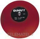 Campana industrial 10cm con referencia CI 100 220 de la marca DINUY.