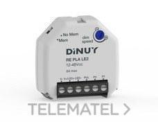 DINUY RE PLA LE2 Regulador para tiras led 12-48Vcc
