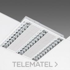 Luminaria MINI COMFORT fluorescente 3x14W CELL-D-D blanco con referencia 1537600041 de la marca DISANO.