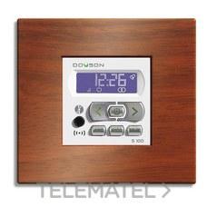 DOYSON 100008 Mando amplificador ABS S100 LCD canal 1,5+1,5W blanco