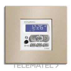 DOYSON 100012 Mando amplificador ABS S400 LCD 4 canales 1,5W blanco