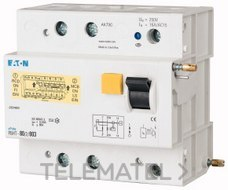 Bloque diferencial 2P PBHT80/2/003 80/0,03A AC con referencia 248818 de la marca EATON.