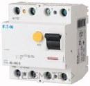 Interruptor diferencial 4P PFIM-25/4/003-MW con referencia 235406 de la marca EATON.