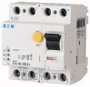 Interruptor diferencial FRCDM-63/4/03-G/Bfq con referencia 167906 de la marca EATON.