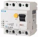 Interruptor diferencial modular FRCDM-63/4/003-R con referencia 168636 de la marca EATON.