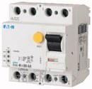 Interruptor diferencial modular FRCDM-63/4/03-U con referencia 168641 de la marca EATON.