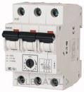 Interruptor protección de motor ZMS10/3 regulación 6,30-10,0 con referencia 248411 de la marca EATON.