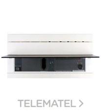 EGI C11F/4 Central universal 1 contacto stereo con telecontrol