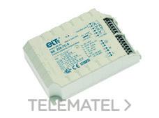 BALASTO ELECTRONICO FLUO BE-242-TC-5-C2 220/240V con referencia 9621193 de la marca ELT.