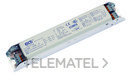 BALASTO ELECTRONICO FLUO BE258-2 2x58W T8/TCL/T5 con referencia 9620013 de la marca ELT.